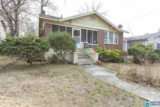 3 bed 1 bath Single Family at 1323 42nd St W Birmingham, AL, 35208 is for sale at 49k - google static map