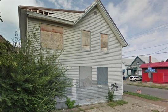 0 bed null bath Multi Family at 184 W Delavan Ave Buffalo, NY, 14213 is for sale at 175k - google static map