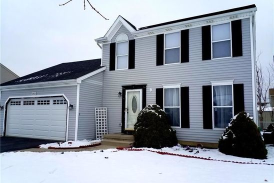 3 bed 2 bath Single Family at 6469 BRIAN WALK LOCKPORT, NY, 14094 is for sale at 175k - google static map