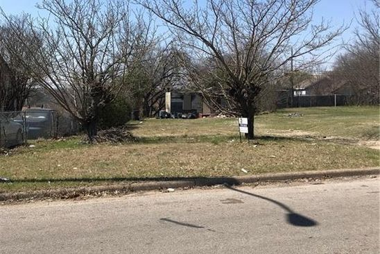 null bed null bath Vacant Land at 3115 Ross Ave Fort Worth, TX, 76106 is for sale at 31k - google static map