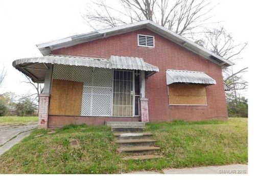 2 bed 1 bath Single Family at 1535 HOLLYWOOD AVE SHREVEPORT, LA, 71108 is for sale at 20k - google static map