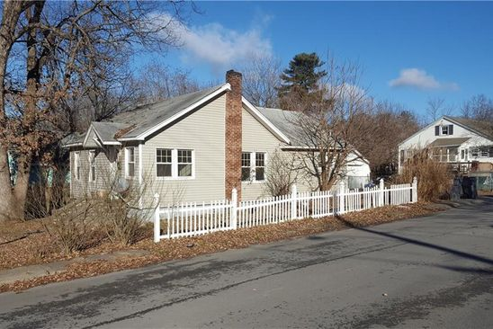 3 bed 1 bath Single Family at 14 CHAPEL ST ELLENVILLE, NY, 12428 is for sale at 110k - google static map