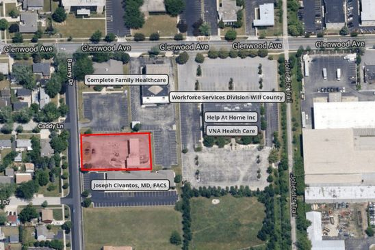 null bed null bath Vacant Land at 328 Barney Dr Joliet, IL, 60435 is for sale at 160k - google static map