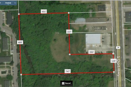 null bed null bath Vacant Land at 7439 Skylar Ct Swartz Creek, MI, 48473 is for sale at 35k - google static map
