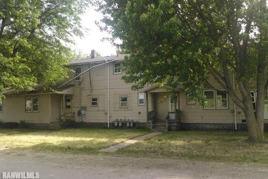 null bed null bath Multi Family at 40 Wapello St Hanover, IL, 61041 is for sale at 20k - google static map