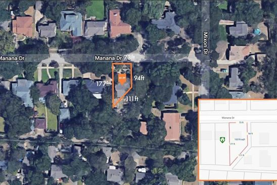 null bed null bath Vacant Land at 3772 Manana Dr Dallas, TX, 75220 is for sale at 290k - google static map