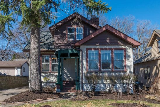4 bed 2 bath Single Family at 4740 Bryant Ave S Minneapolis, MN, 55419 is for sale at 385k - google static map