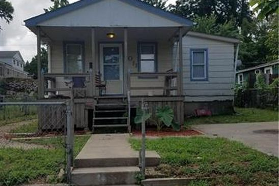 3 bed 1 bath Single Family at 6011 E 11TH ST KANSAS CITY, MO, 64126 is for sale at 40k - google static map