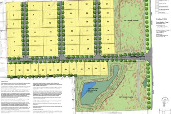 null bed null bath Vacant Land at 17069 Foxtail (Lot 24) Dr Orland Park, IL, 60467 is for sale at 165k - google static map