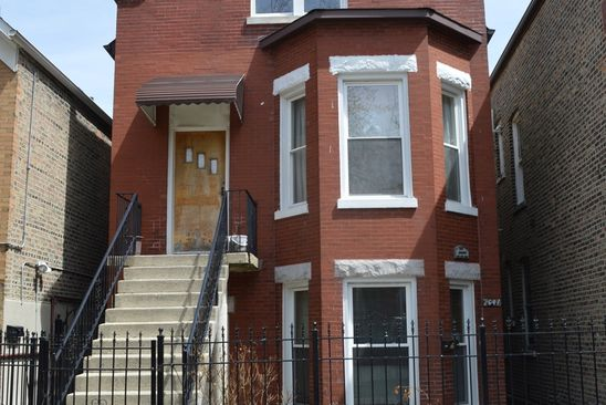 4 bed 2 bath Multi Family at 2647 S Trumbull Ave Chicago, IL, 60623 is for sale at 175k - google static map