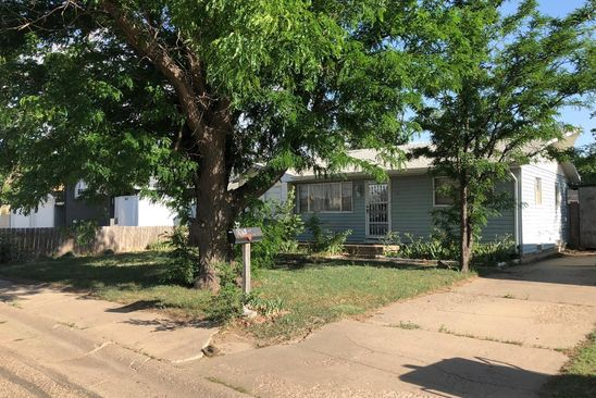 3 bed 1 bath Single Family at 1320 JEWELL AVE LIBERAL, KS, 67901 is for sale at 90k - google static map