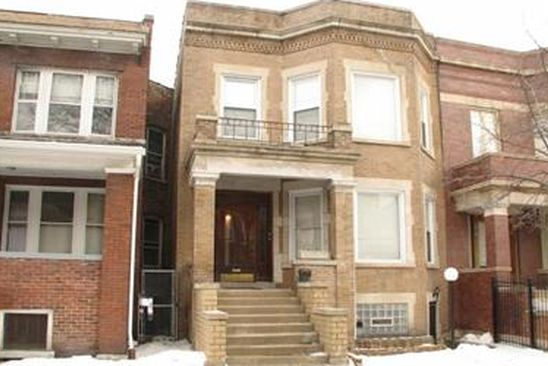 6 bed 3 bath Multi Family at 6119 S Champlain Ave Chicago, IL, 60637 is for sale at 185k - google static map