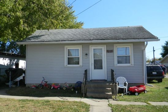 2 bed 1 bath Single Family at 109 S ARCH ST WYANET, IL, 61379 is for sale at 20k - google static map