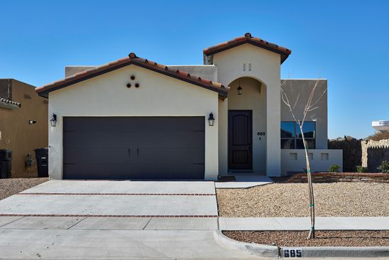 3 bed 2 bath Single Family at 14928 Tierra Crystal Ave El Paso, TX, 79938 is for sale at 160k - google static map