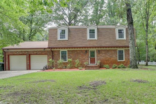 4 bed 3 bath Single Family at 602 OLD DOMINION RD YORKTOWN, VA, 23692 is for sale at 325k - google static map