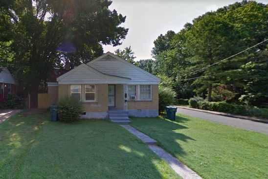 4 bed 2 bath Single Family at 896 KIPPLEY ST MEMPHIS, TN, 38112 is for sale at 37k - google static map