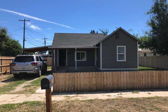2 bed 1 bath Single Family at 218 N 10TH ST PAYETTE, ID, 83661 is for sale at 90k - google static map