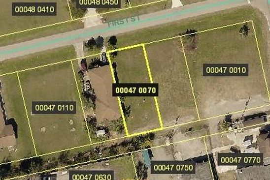 null bed null bath Vacant Land at 13465/467 First St Fort Myers, FL, 33905 is for sale at 25k - google static map