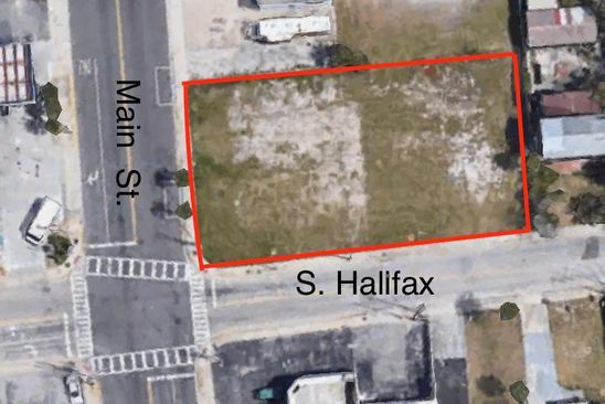null bed null bath Vacant Land at 206 Main St Daytona Beach, FL, 32118 is for sale at 499k - google static map