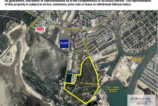 null bed null bath Vacant Land at  Port Rd Port isabel, TX, 78578 is for sale at 2.50m - google static map
