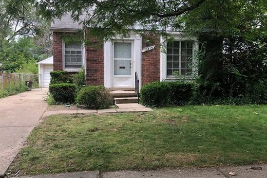 3 bed 1 bath Single Family at 12713 Payton St Detroit, MI, 48224 is for sale at 42k - google static map